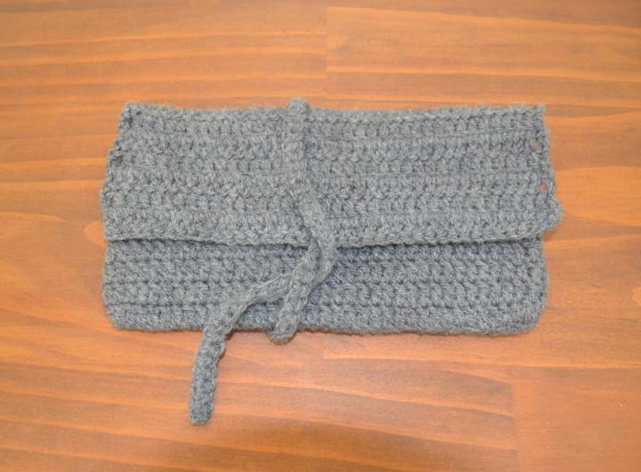 Crochet Crafting Bag!
