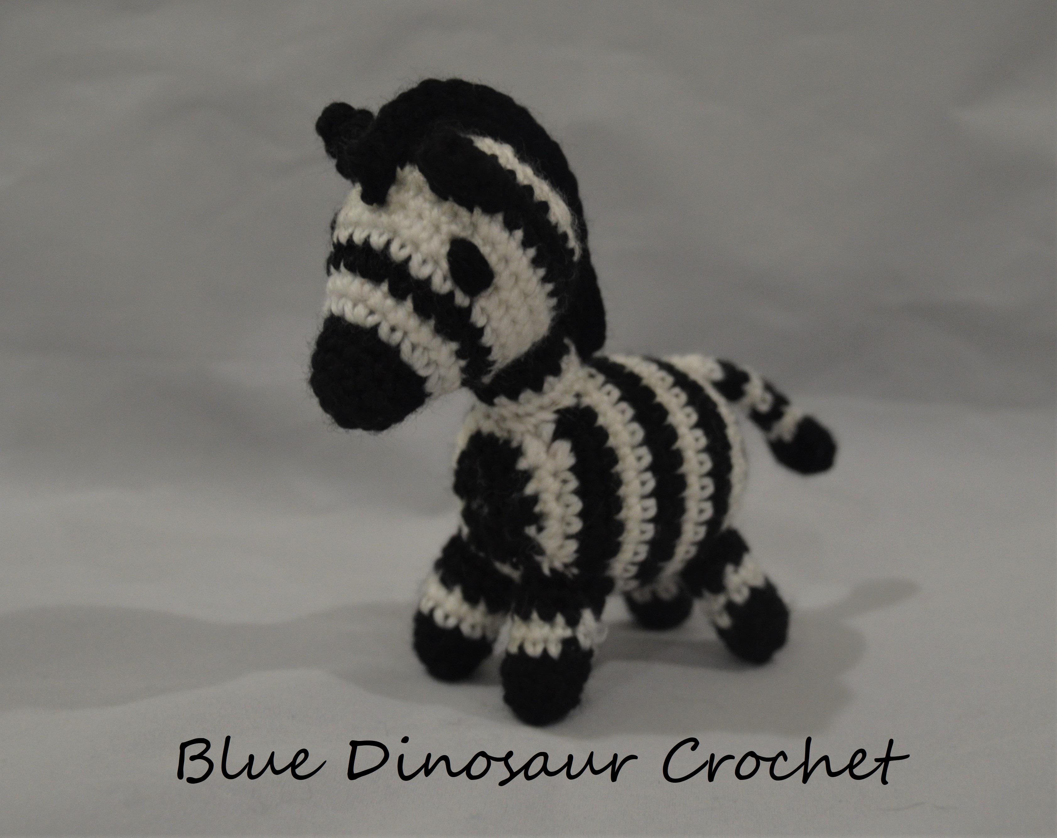 Amigurumi Zebra Free Crochet Pattern in 2020 (With images ... | 2668x3366